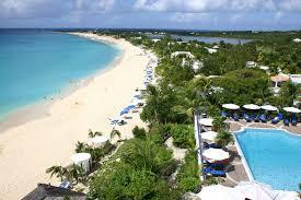 St Maarten Map Caribbean Bluebook
