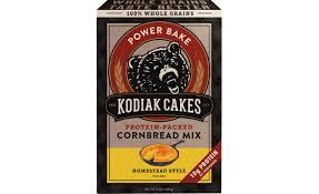 kodiak cakes muffin mixes and protein packed cornbread mix 2017