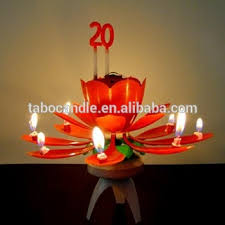 amazing happy birthday candle rotating new the amazing happy birthday candle buy rotating new