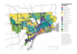 Michigan Area Code Map Redesigning Detroit Mayor Mike Duggan U0027s Blueprint Unveiled