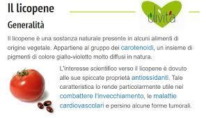 alimenti prostata il licopene un potentissimo antiossidante per la nostra prostata