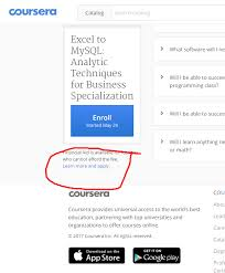 How To Write An Application by How To Write An Application For Financial Aid On Coursera