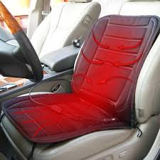 car heated seat cushion seat cover with auto shut off f j s