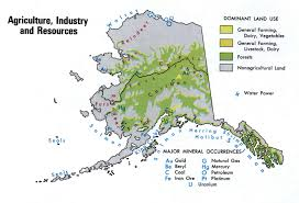 Maps Of Alaska by Resources Map Of Alaska