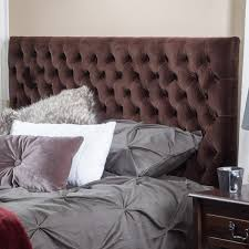 bolton adjustable full queen tufted fabric headboard by