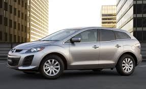 mazda car and driver 2010 mazda cx 7 i