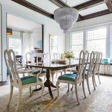 vividly victorian houston citybook reinventing the city in the dining room elias and the days reupholstered chairs with colorful stripes adding