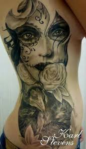 37 side tattoos for girls tattoos beautiful