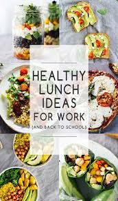 healthy lunch recipes for work and back to school jar of lemons