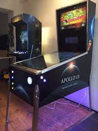 virtual pinball machine arcade machine for games room man cave
