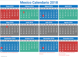 Calendario 2018 Feriados Portugal Calendario 2018 Mexico Con Dias Festivos Newspictures Xyz