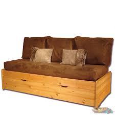 canapé gigogne montagne lit gigogne montagne meubles pin