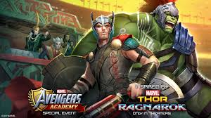 marvel avengers academy android apps on google play