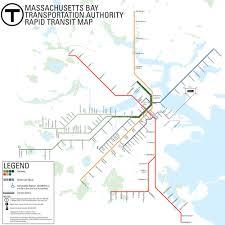 Boston Mbta Map Markcareaga U2022 Mbta T Map Competition A Sampling Of Entries From