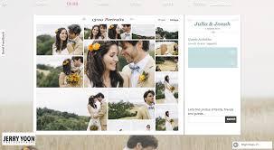 online wedding photo album honeybook takes traditional wedding albums online makes them