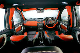 Custom Car Interior Design by Custom Interior Colours Binus Car Upholstery Works At