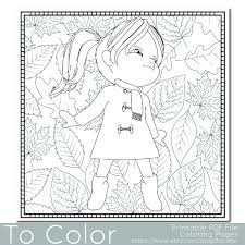 and autumn leaves coloring page for adults pdf jpg