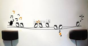 mural stylish music wall decals for nursery famous music wall