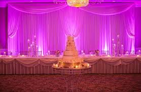 wedding backdrop toronto allcargos tent event rentals inc flat par led up light