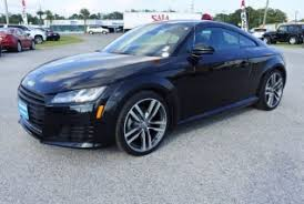used audi tt coupe for sale used audi tt for sale in pensacola fl 1 used tt listings in