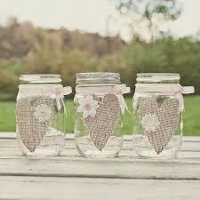 jar wedding decorations jar burlap wedding centerpiece jars and burlap ideas