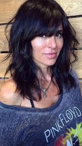 Modern Shoulder Length Haircuts Best 25 Bangs Medium Hair Ideas Only On Pinterest Hair With