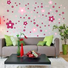 wondrous pink butterfly wall stickers uk pink and green safari chic pink glitter butterfly wall stickers pink flower wall decals trendy wall