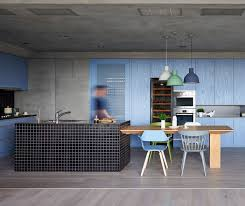 kitchen cabinet ideas with wood floors 65 blue kitchen cabinet ideas for your decorating