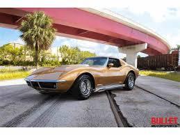 1969 corvette convertible 1969 chevrolet corvette for sale on classiccars com 93 available