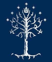 tree of gondor fitted thinkgeek