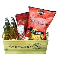 Mexican Gift Basket Gift Baskets For Him Toronto Gifty By The Breaking Heart