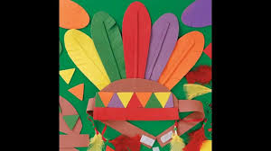 creative construction paper thanksgiving crafts decorating ideas