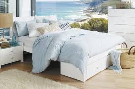 rimini white king size high gloss bed white gloss bed
