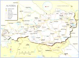 Southern Germany Map by Northern Italy Tour With Austria And Switzerland Amazing Map Of