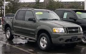 2002 ford explorer sport trac partsopen
