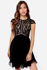 chic dress chic black dress dresses