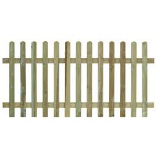 green durable fence panel diy