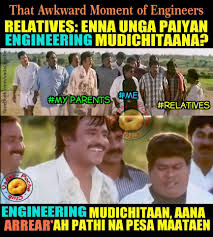 Engineers Memes - engineering padayappa meme tamil memes