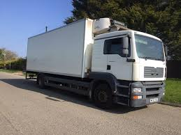 2005 55 reg man tga 18 310 18ton gross hgv fridge freezer truck