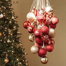 aliexpress com buy bitfly 16pcs 4cm round christmas tree decor