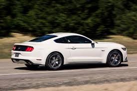 White Mustang With Black Wheels 2015 Ford Mustang Configurator Is Live Motor Trend Wot