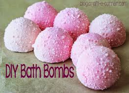 diy bath bombs great gift for s day craft e corner