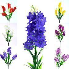 Hyacinth Flower Artificial Hyacinth Ebay