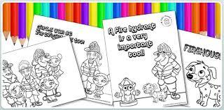 fire safe kids