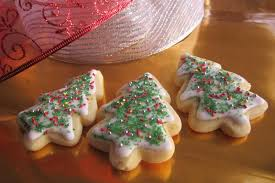 christmas tree cookies the easy way sabor pastel
