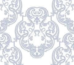 luxurious glamorous baroque rococo ornament stock vector image