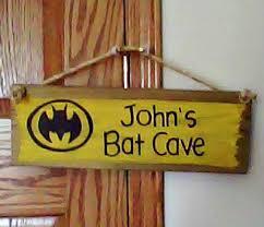 Batman Decor For Bedroom Best 25 Batman Sign Ideas On Pinterest Superhero Signs
