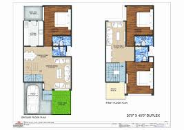 home design 20 x 50 uncategorized duplex house plans 20 x 40 within finest duplex