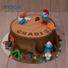 smurfs cake lukas pinterest cake amazing cakes and pasta