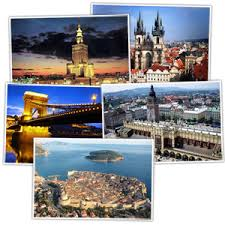 central eastern europe itinerary ideas